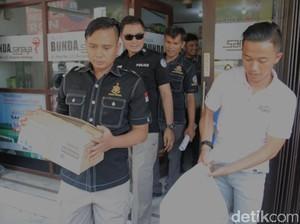 Telusuri PCC, Polres Bandung Temukan Apotik Racik Krim Kosmetik