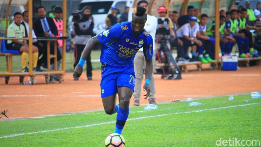 Hadapi Bali United, Persib Asah Bola Mati