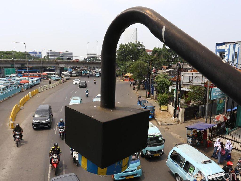 Pemprov Jakarta Wacanakan Pola Tilang CCTV