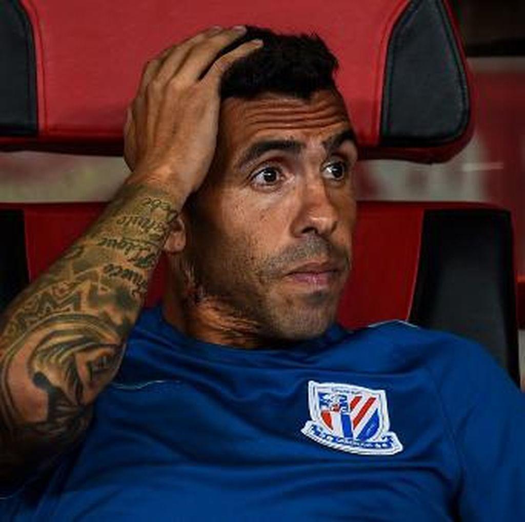 Tevez Diklaim Akan Segera Pulang ke Boca Juniors
