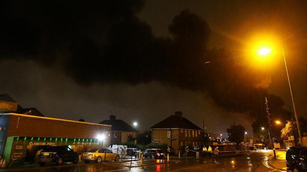 Tak Ada Korban WNI Akibat Kebakaran di London Utara