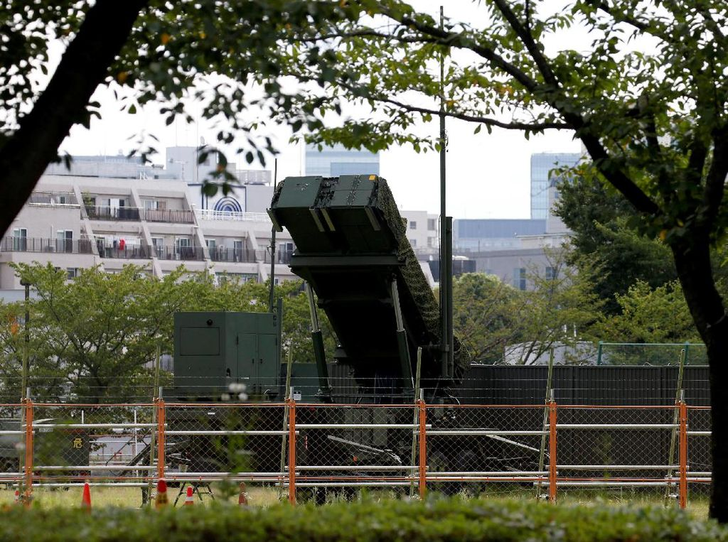 Foto: Ini Sistem Pertahanan Rudal Jepang Hadapi Ancaman Korut
