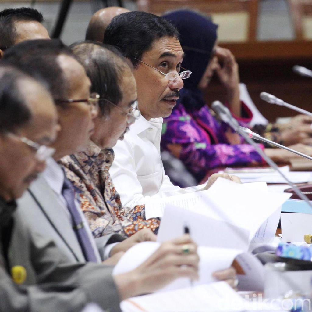 DPR Bandingkan Anggaran Penanganan Kasus KPK dengan Kejagung