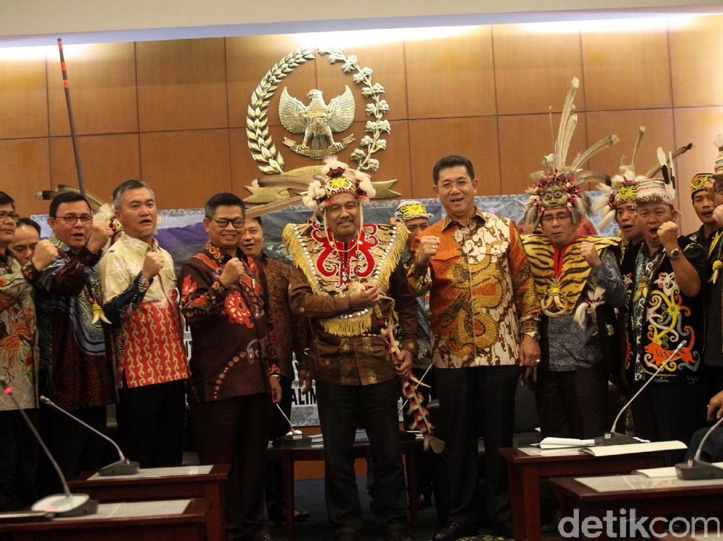 Wakil Ketua DPD Terima Tim Presidium Daerah Otonomi Baru