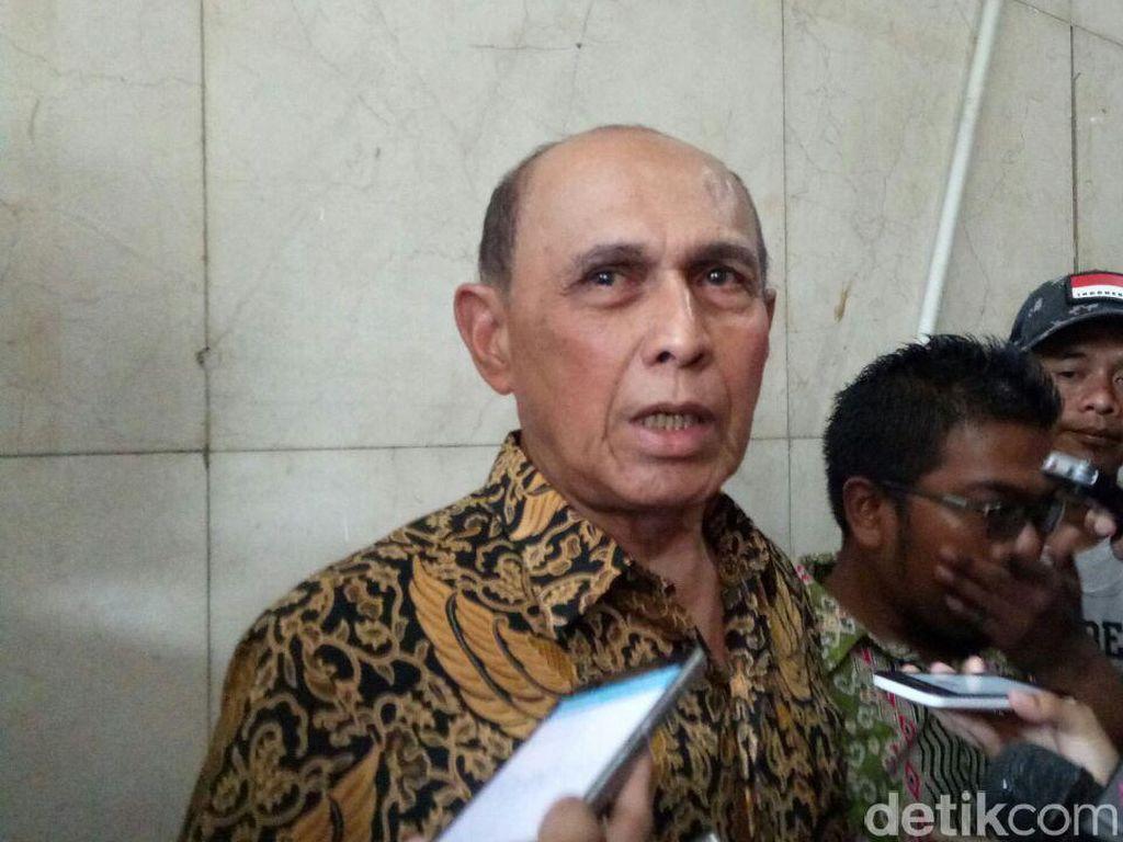 Kivlan Zen Tantang Wiranto Debat di TV Ungkap Dalang Kerusuhan 1998