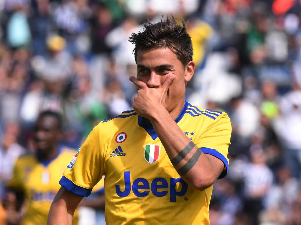 Fiorentina: Hentikan Juventus Dulu, Baru Dybala