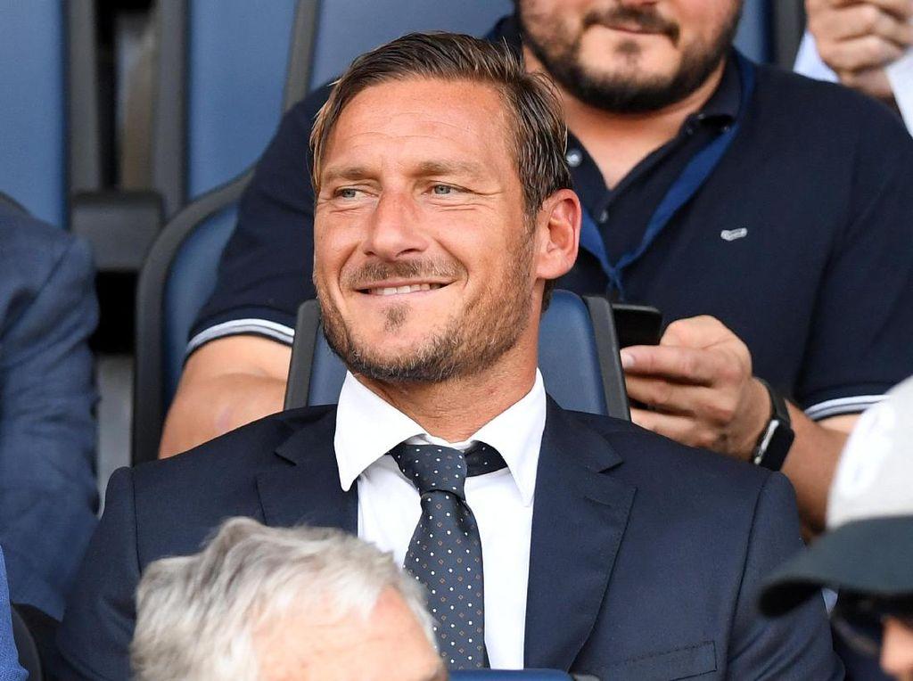 Totti Pernah Diminta Keluarga Gabung Lazio