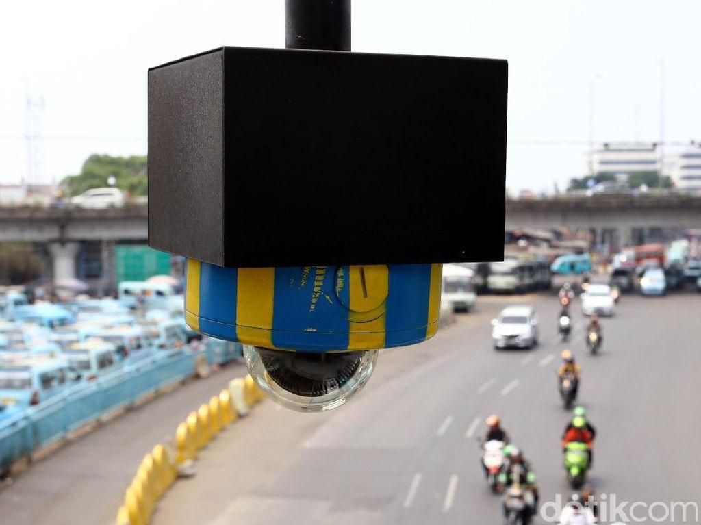 Rencana Tilang Lewat CCTV