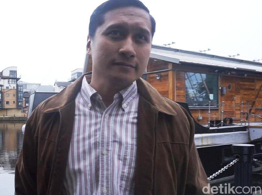 Arie Untung Menangis Lihat Video Penembakan Brutal di Masjid Selandia Baru
