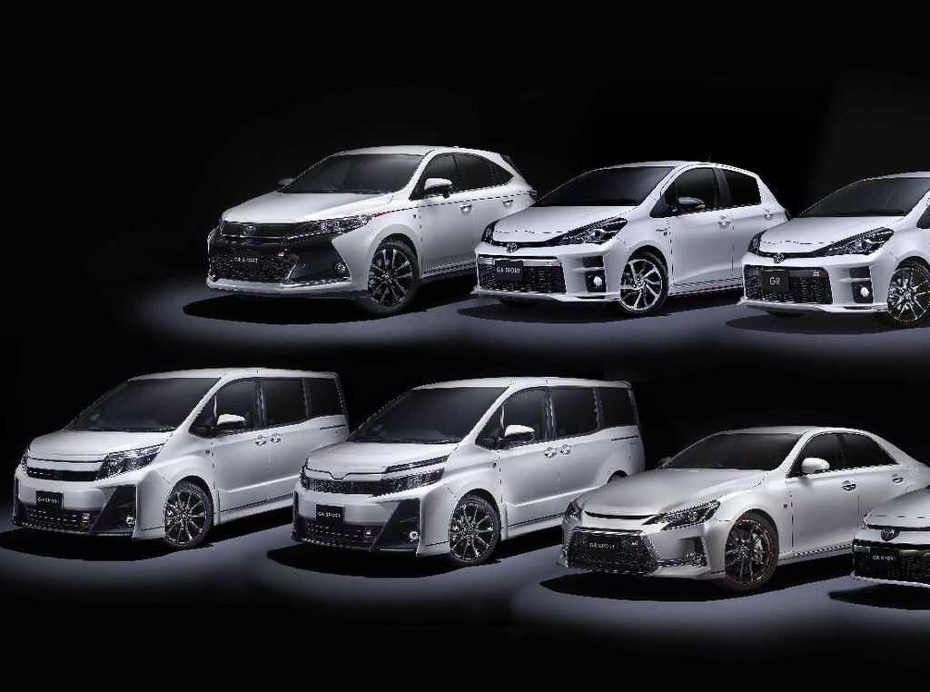 Ini Dia Deretan Mobil Sport Baru Toyota