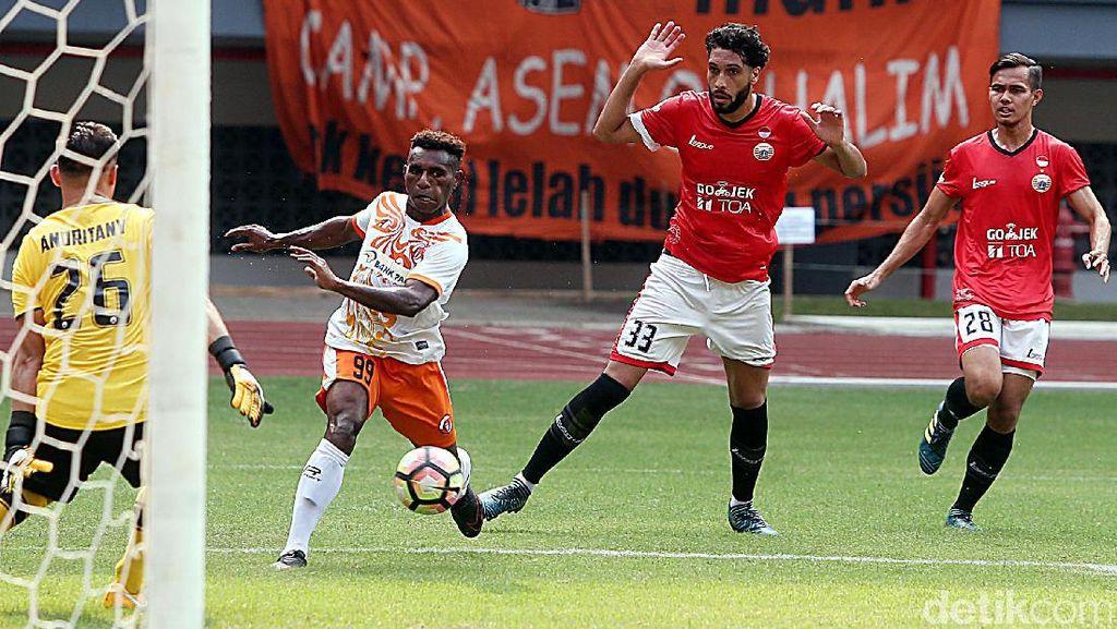 Menjamu Persib, Persija Berharap Bisa Main di Stadion Patriot