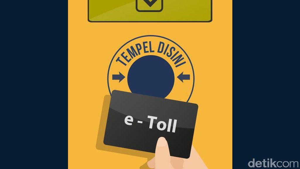 Catat! Ini Jadwal Transaksi Non Tunai di Tol Jakarta-Cikampek