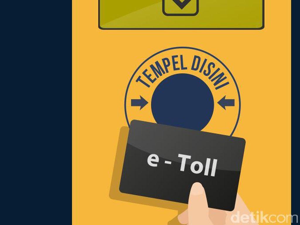 Jasa Marga Minta Maaf soal 2 Kali Pemotongan e-Toll di GT Cililitan