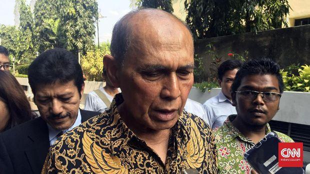 Aktivis 98: Kalau Wiranto Bersalah Segera Ditangkap