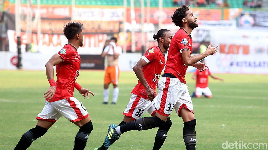 Vs Persib Tak Bisa di SUGBK, Persija Berupaya Gunakan Stadion Patriot