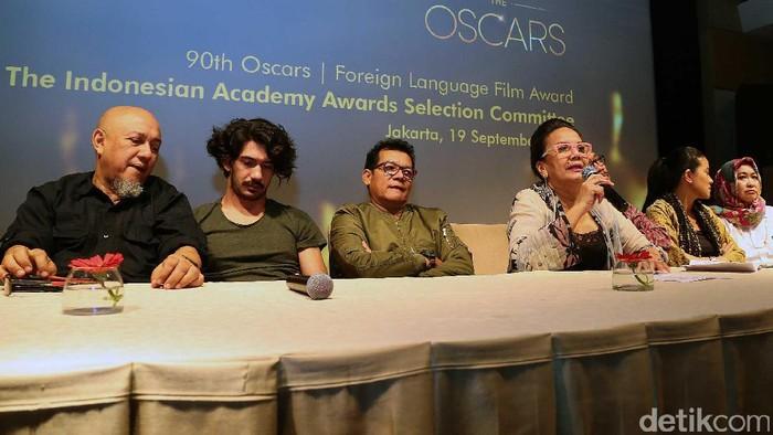 Foto: Jumpers film Turah dikirim untuk Oscar 2018