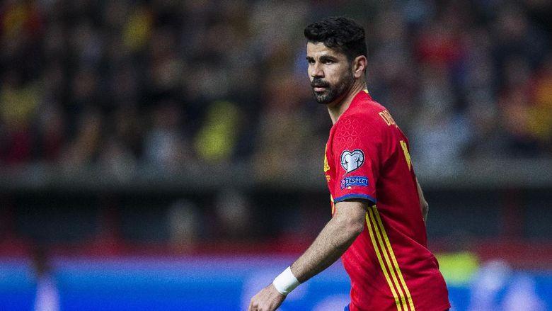 Kembalinya Diego Costa Ke Atletico Belum Jaminan Buat Dirinya Untuk Menjadi Starter