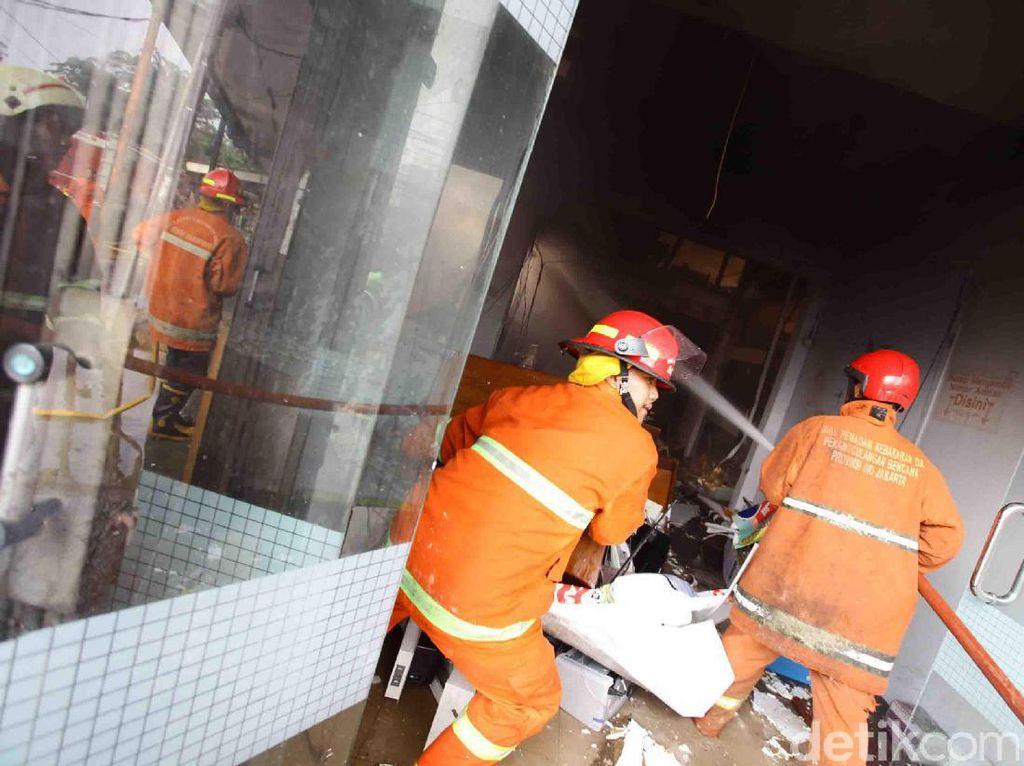 Pemprov DKI Beli Robot Damkar Rp 37 M untuk Jangkau Terowongan MRT