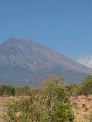 Sudah 1.259 Jiwa Masyarakat Gunung Agung yang Mengungsi