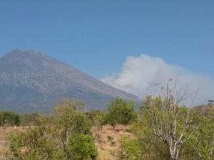 Polda Bali Antisipasi Gunung Agung, Klungkung Siap Tampung Pengungsi