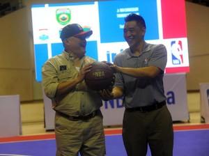 Sumsel Siapkan Diri Jadi Lumbung Atlet Basket di Asia