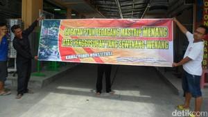 PTUN Menangkan Gugatan PKL Mastrip Kota Blitar