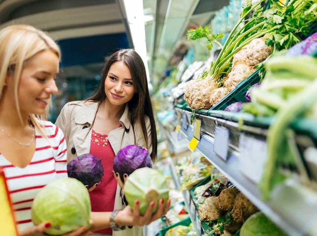 7 Penyebab Buah dan Sayur Segar dari Supermarket Bisa Bikin Sakit
