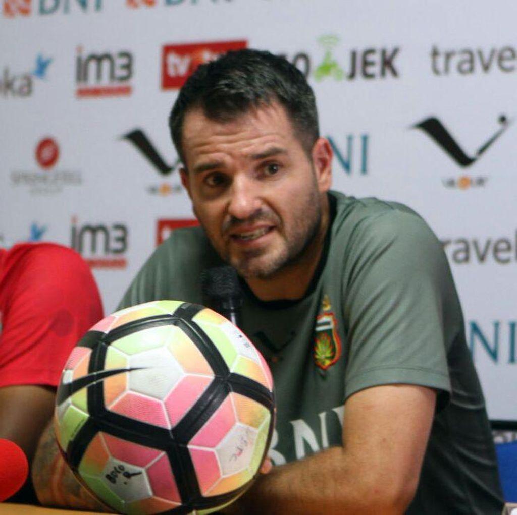 Hadapi Borneo FC, Bhayangkara Bertekad Balas Kekalahan