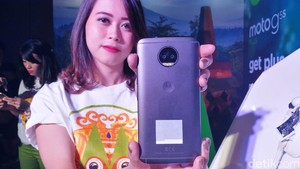 Moto G5s Plus, Moto E Plus dan Moto C Plus Masuk Indonesia