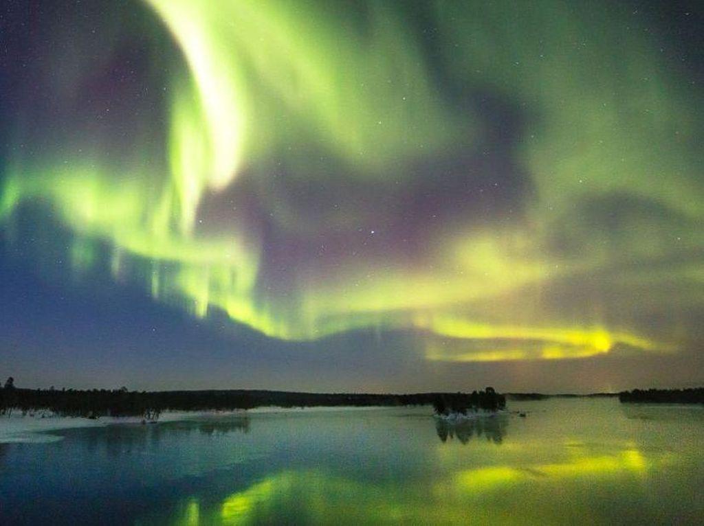 Foto: Tempat-tempat Terbaik Melihat Aurora