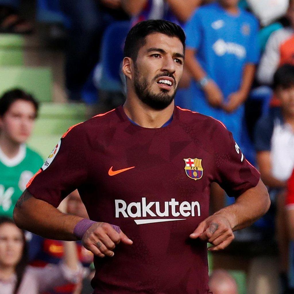Suarez Seret Gol, Valverde Tak Khawatir