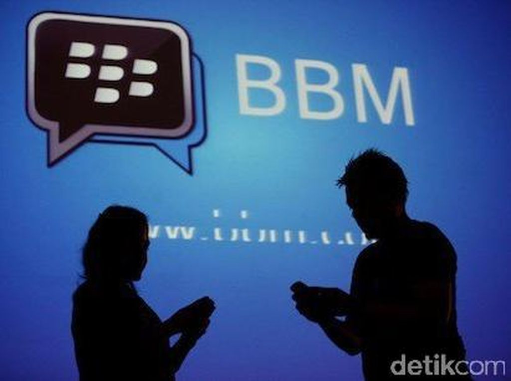 Ping! Mengenang BlackBerry Messenger