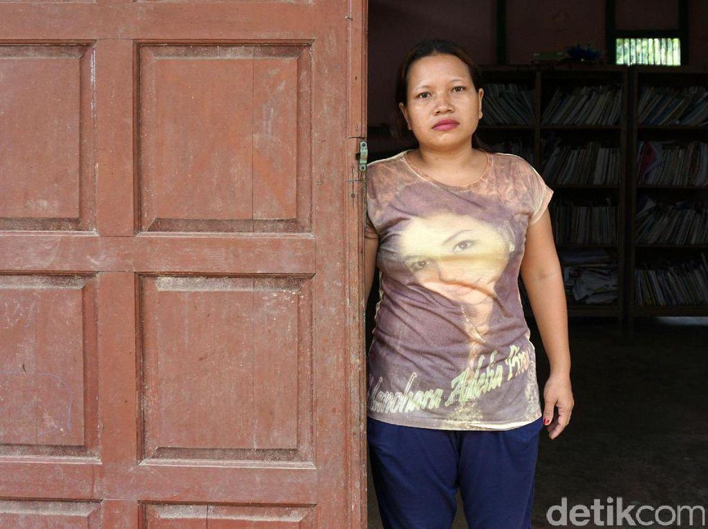 Tolong! Guru SD di Perbatasan Entikong Butuh Rumah Dinas