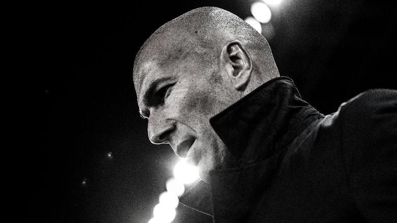 Madrid Tertinggal Tujuh Poin dari Barca, Zidane: Bukan Situasi yang Genting