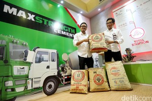Semen Indonesia Ikut Ramaikan IBD Expo 2017