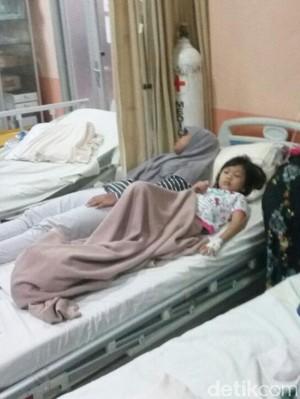 Belasan Siswa SD di Bekasi Keracunan Usai Santap Spaghetti
