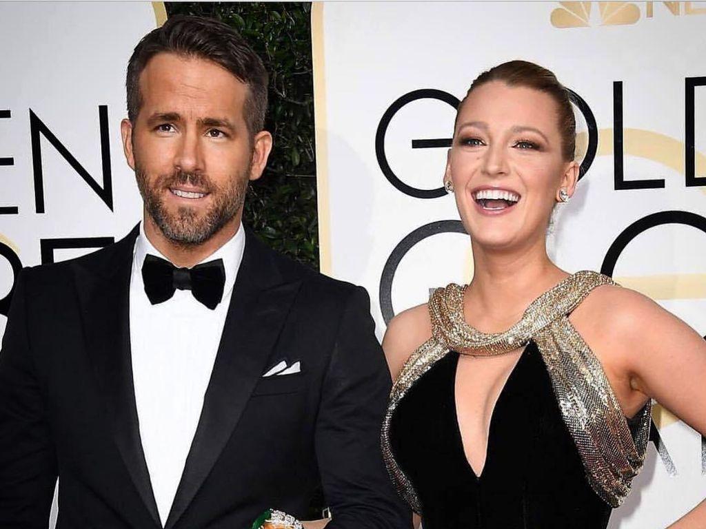 Blake Lively Unfollow Ryan Reynolds dan Hapus Foto IG, Ada Apa?