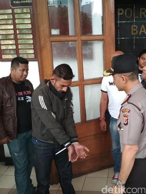 Joe, Perampok Mini Market di Bandung Pernah Memaki Polisi