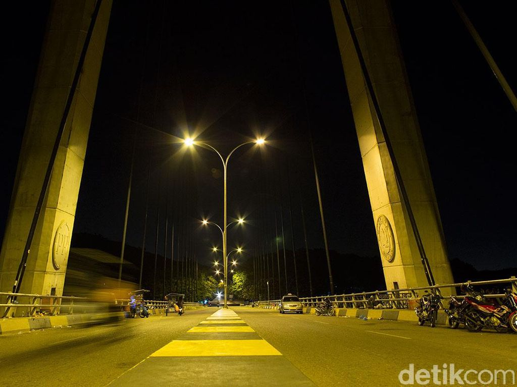 Foto: Jembatan Paling Instagenic di Batam