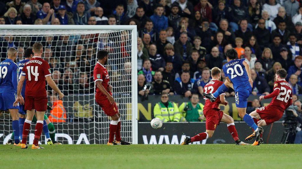 Kalahkan Liverpool, Leicester: Jadi Mudah karena Coutinho Ditarik