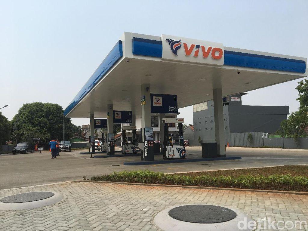 Harga BBM VIVO Turun hingga Rp 1.050 per Liter