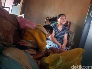 Dalam Sehari, Bocah Sukabumi yang Diikat Hanya Tidur Satu Jam