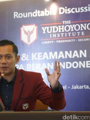 Jokowi Diminta ke Myanmar, AHY: Presiden Punya Strategi Diplomasi