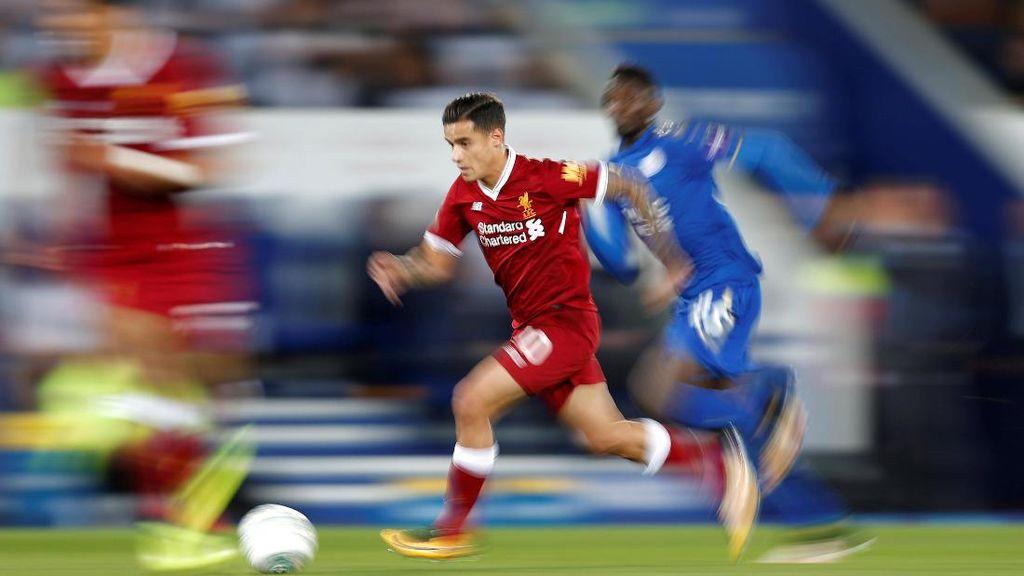 Liverpool Langsung Tersingkir dari Piala Liga