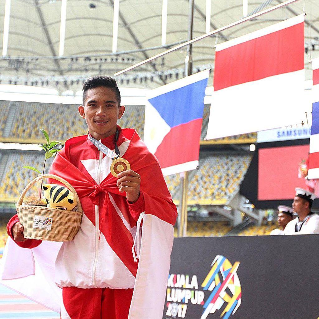 Klasemen Medali ASEAN Para Games 2017: Tambah 15 Emas, Indonesia Masih Memimpin