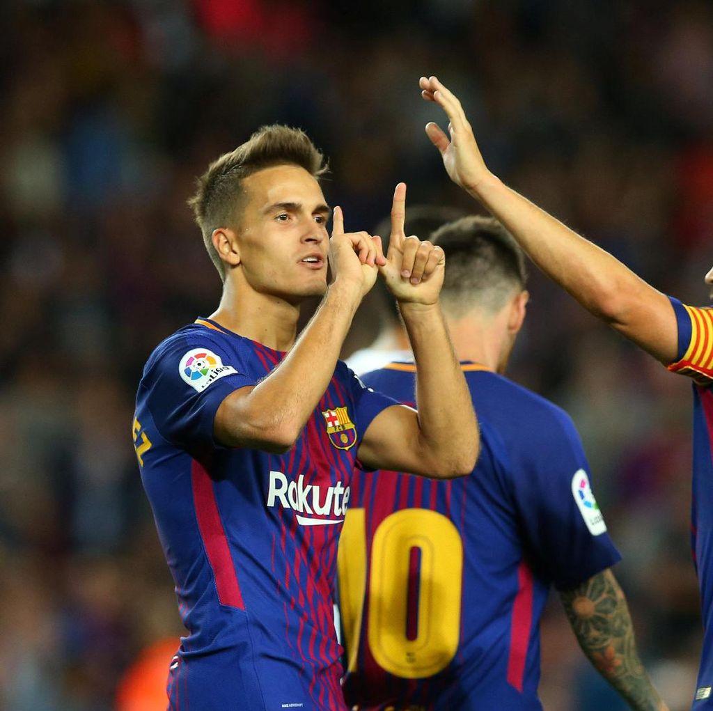 Denis Suarez: Jangan Jual Aku, Barcelona