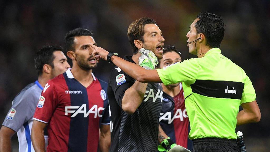 Donadoni Pertanyakan Penalti Inter