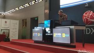 Canda Darmin di Peluncurkan Sekuritisasi Aset Anak Usaha PLN