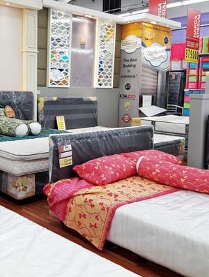Kualitas Tidur & Diskon Matras hingga 50% di Carrefour