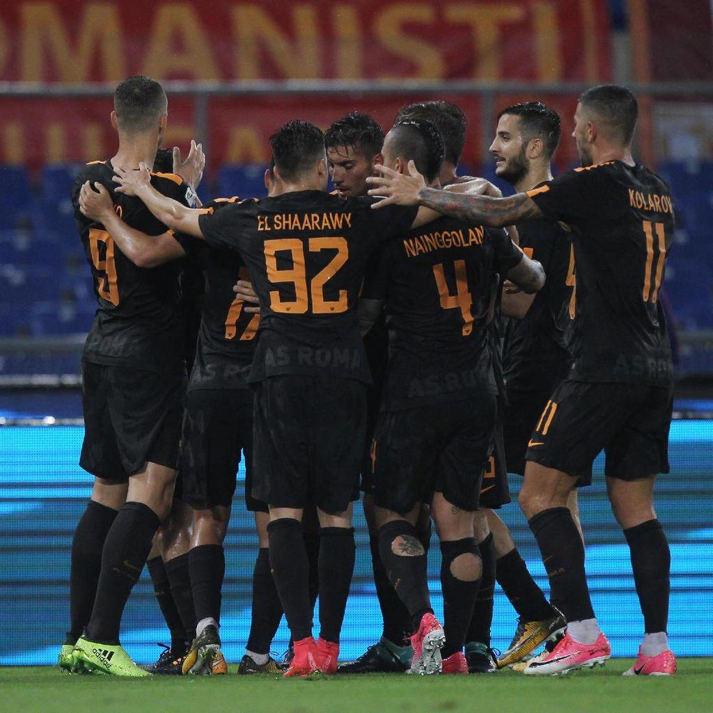 Roma Pantang Remehkan Benevento